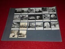 20 PHOTOGRAPHIES ORIGINALES / ITALIE 1938  Stresa &c. L7