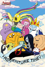 Adventure Time - Clouds Poster Print, 24x36