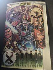 Empyre:  X-men #1 Walmart Variant Exclusive Marvel Comics Sealed NM