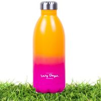 1L Stainless Steel Water Drink Bottle Insulated Double Wall Hot/Cold Hiking Gym