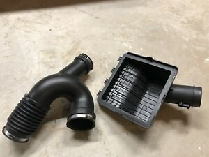 FORD OEM 11-14 F-150 3.5L Ecoboost Air Cleaner Intake-Box Housing