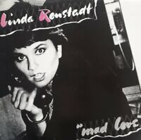 Linda Ronstadt-Mad Love Vinyl LP.1980 Asylum K 52210.How Do I Make You/Justine+