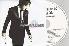 Goran Bregovic Alkohol CD ALBUM PROMO france french paper sleeve poch papier