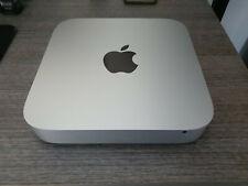 Apple Mac Mini Late 2014 I5 2.6Ghz 8gb Ram 250gb SSD Scheda NVme