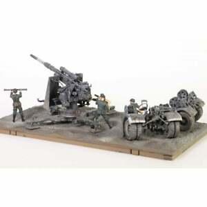 Forces of Valor 1:32 801008A German 88mm Flak 36/37 Stalingrad 1942 & Figures