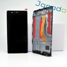 LCD Display mit Rahmen für Huawei P9 EVA-L09 schwarz inkl. Werkzeug