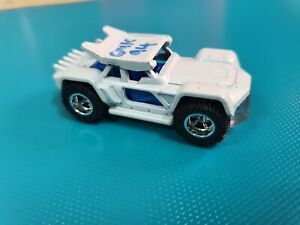 Hot Wheels Prototype Blue Flesh Mattel Tooling Sample BULL WHIP VVHTF