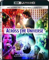 Across the Universe [New 4K UHD Blu-ray] With Blu-Ray, 4K Mastering, Digitally