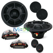 "AUTHENTIC MOREL VIRTUS 503 5-1/4"" 3-Way CAR COMPONENT SPEAKER SYSTEM 5.25"" *NEW*"