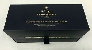 Aromatherapy Associates Ultimate Bath & Shower Oil Collection 10 set New In Box