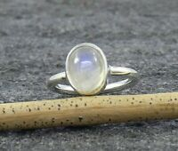 Iolite Gemstone 925 Sterling Silver Fine Ring Available in All Sizes ODR135