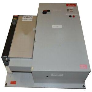 174F5235 Danfoss Graham 130A 460V 100 HP Enclosed VFD 8160  -SA