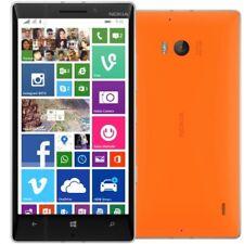"Nuevo Microsoft Lumia 930 Naranja Windows 8 5"" 4G LTE 2 GB RAM desbloqueado"