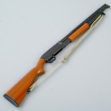 Dragon 1/6th DML Ithaca 37 Pump-action Shotgun Repeating Weapon Gun Rifle Model