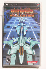 Gradius Collection PSP US NTSC Includes 5 Games STG Shmup Like New and CIB RARE