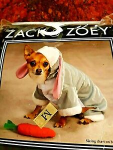 HALLOWEEN DOG BUNNY RABBIT COSTUME, CLEARANCE DEALS