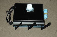 CISCO1941W-N/K9 securityk9 license Router Latest IOS SPA.155-3.M3 w/ Antennas