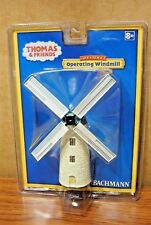BACHMANN TRAINS OPERATING WINDMILL HO SCALE