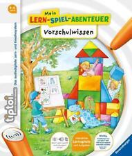 tiptoi® Vorschulwissen von Kirstin Jebautzke (Taschenbuch)