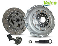 CLUTCH KIT AND SLAVE A-E/VALEO HD FOR 00-04 FORD FOCUS 2.0L 4CYL ONLY DOHC