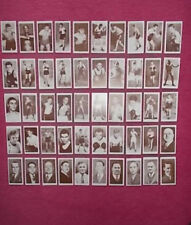 Churchman UK Issue Reproduction Collectable Cigarette Cards