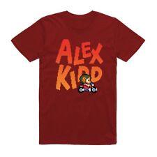 ALEX KIDD OFFICIAL SEGA T SHIRT SIZE XXL RETRO GAMING