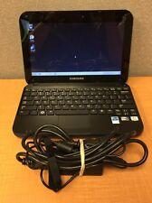 Samsung NP-N310 Laptop Atom N270 1.60GHz 2GB RAM 160GB HD Windows 7