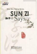Sun Zi Says (Wise Men Talking) by Cai, Xiqin
