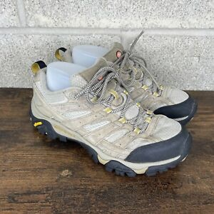 Merrell Moab 2 Ventilator J06020W Women's Size 8.5 Trail Hiking Shoes Taupe