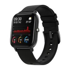Smart Watch Fitness Fit Bluetooth Step Caolorie Sport Tracker WhatsApp