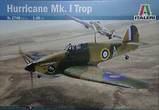 Hurricane Mk. I Trop  - art. 2768  - Italeri 1/48