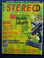 Stéréo 9/97, Graaf Venticinque, Linn linto, Sehring S 601 passif, Thiel CS 1.5, Audio