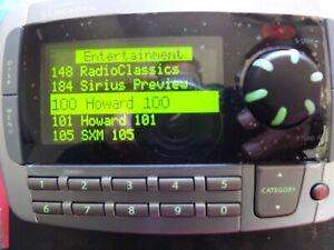 SIRIUS STREAMER SIR-STRPNP1 XM radio receiver ONLY ACTIVE LIFETIME  SUBSCRIPTION