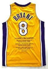 Kobe Bryant Home Lakers Jersey w/Embroidery Upper Deck