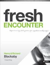 Fresh Encounter -  Member Book, Revised: Experiencing God's Power for Spiritual
