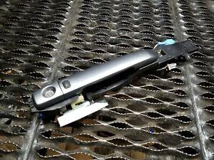 10 11 12 13 INFINITI G37 COUPE LEFT DRIVER EXTERIOR DOOR HANDLE OEM 99k