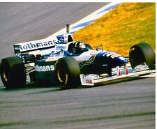 1996 DAMON HILL 1996 WORLD CHAMPION FW18 ROTHMANS ELF 8 X 10 PHOTO 1