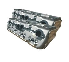 "ProMaxx SBC 183cc Small Block Chevy Cylinder Heads .550"" Lift Flat Tappet"