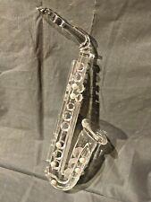 Swarovski Crystal Saxophone