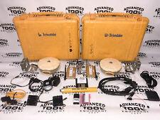 Trimble 5800 Gps Antenna Base Amp Rover Setup With Cdma Bluetooth Radio Gps Rtk
