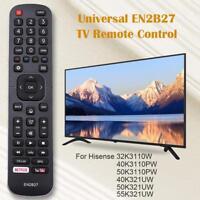 Universal TV Remote Control for Hisense 32K3110W 40K3110PW 50K3110PW 40K321UW