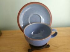 Vintage Denby  Juice ? Breakfast Cup And Saucer