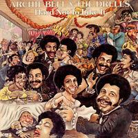 Archie Bell & The Drells - Hard Not To Like It (Vinyl LP - 1977 - US - Original)