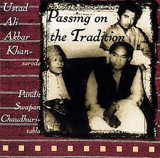 Passing on the Tradition by KHAN,ALI AKBAR