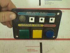 Hyper neo geo 64 arcade start button assembly