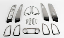 Chrome Black Interior Molding Cover 13p For 10 11 12 13 Hyundai Tucson ix35