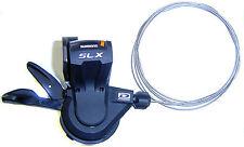 Shimano Deore SLX palanca sl-m660 10 veces negro nuevo Rapidfire