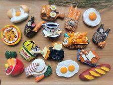 Fake food fridge magnet home decoration kids gift toys NOT a set