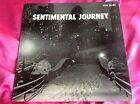 Rare DG Jazz LP : Sentimental Journey ~ Phil Urso ~ Bob Banks ~ Regent RMG-6003