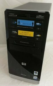 PC Desktop HP Pavilion a6000 Intel Core 2 Quad 4 GB RAM Micro Tower Usato
